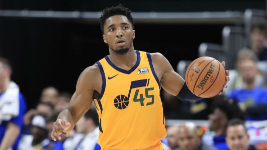 Donovan Mitchell can't handle virtual LeBron James in 'NBA 2K' Players Tournament