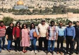 Israel hosts Indian tourism professionals for familiarisation
