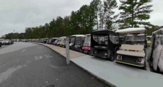 There's An Entire Town In Georgia Designed Around Golf Carts