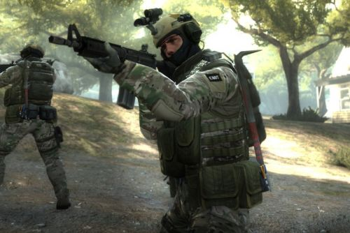 Valve is Paying Fans to Create 'Counter Strike' Weapons Skins