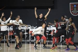 Aces advances to franchise's 2nd WNBA Finals
