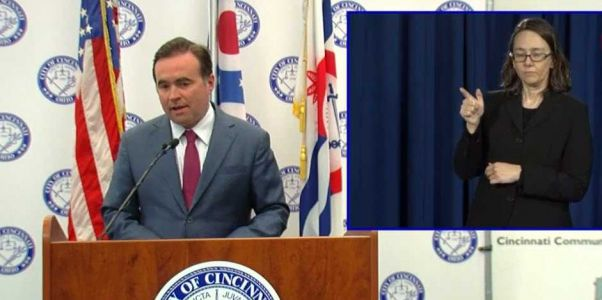 Cranley: 'Masks are our best hope to keep the economy afloat'
