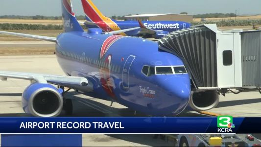 How Sacramento International Airport is key to city's growth