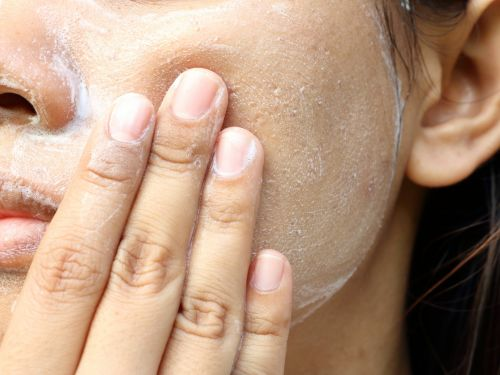 Exfoliating your skin too often can cause serious damage - here's how often you should actually be doing it