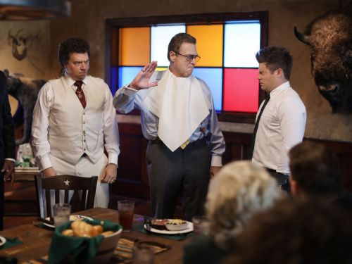How 'The Righteous Gemstones' Nailed the Post-Church Buffet Restaurant