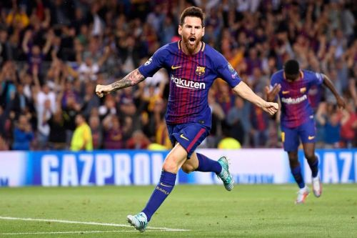 Lionel Messi Commits to Barcelona With Five Year Contract