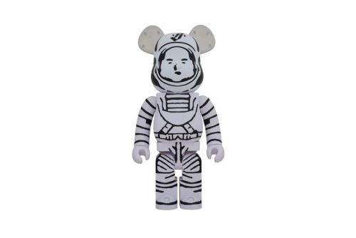 Billionaire Boys Club Unveils New 'White Astronaut' BE RBRICK Figure