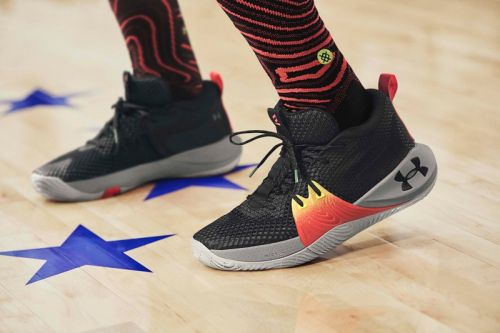 Under Armour Officially Unveils Joel Embiid's Debut Signature Shoe