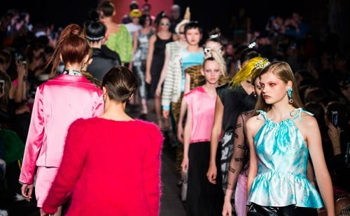 Spring Summer 2019 Key Colour Directions on the Catwalks