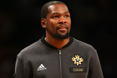 NBA Reveals Actual Heights of LeBron James, Kevin Durant and More