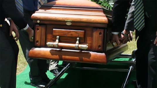 Man tries to sell 'slightly used' casket on Facebook, post goes viral