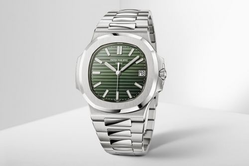Patek Philippe CEO Thierry Stern Reveals Even His Son Can't Get a Green Nautilus