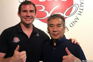 What's it like to be an American fighter living in Japan? A K-1 kickboxer tells his story