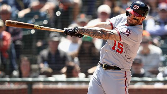 MLB hot stove: Nationals bring back 1B Matt Adams on 1-year deal, reports say