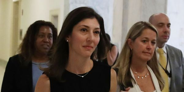 Lisa Page is suing the FBI and Justice Department for releasing the anti-Trump texts that got her fired from the Mueller inquiry