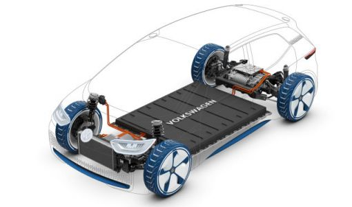 The Fascinating Engineering Behind VW's Electric Car Platform of the Future