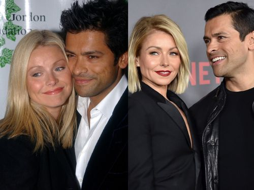 The real-life love story of Kelly Ripa and Mark Consuelos - one of Hollywood's longest-running couples