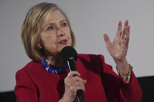 Hillary Clinton scolds Boris Johnson for delaying release of Russian meddling report