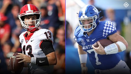 College football schedule today: TV channels, start times for every Week 7 top 25 game