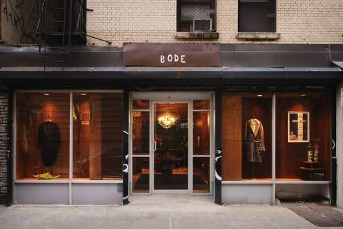 A Look Inside Bode's First Flagship Store in NYC
