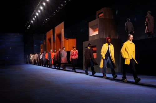 Video: Dior's men's collection FW21