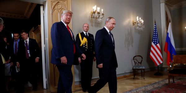 Former CIA director John Brennan said Trump's press conference with Putin was 'treasonous' - here's what legal experts say