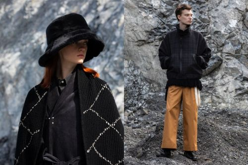 ANITYA's FW20 Lookbook Contrasts Rugged Terrain and Refined Layering