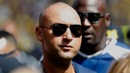 Derek Jeter: 'I had no feeling about trading Giancarlo Stanton to the Yankees'
