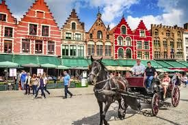 Bruges wary of overburdening of tourists