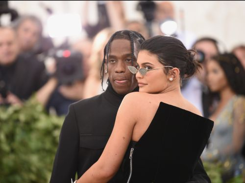 People are accusing Kylie Jenner and Travis Scott of ripping off a famous Hollywood couple in her new GQ cover