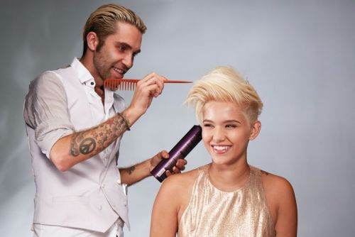 Twiggy Inspired Color from Eufora Style Director Mirza Batanovic