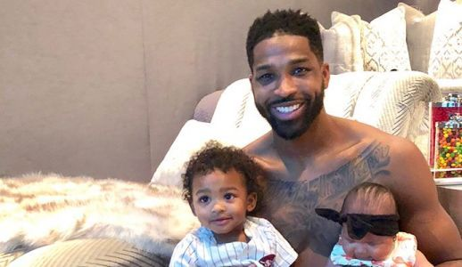 Tristan Thompson Calls Son Prince His 'Twin' In Touching Birthday Post: I'm 'So Blessed'