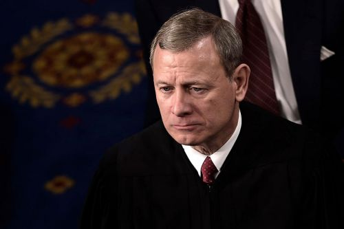 Chief Justice Roberts was hospitalized after head injury