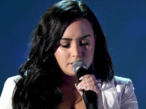Demi Lovato fans are celebrating the singer's strength after her powerful comeback performance at the Grammys