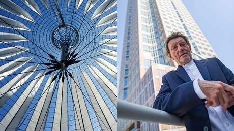 German architect Helmut Jahn, designer of airports from Chicago to Bangkok and Berlin's Sony Center, killed in bike accident