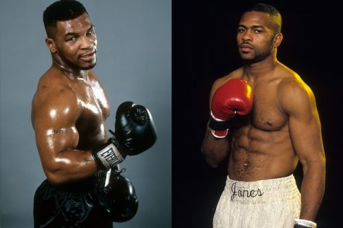 Mike Tyson and Roy Jones Jr. Announce Eight Round Exhibition Fight