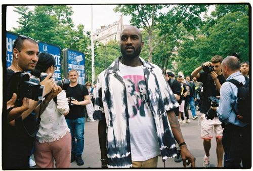 On doctors' orders, Virgil Abloh is taking some time out of fashion