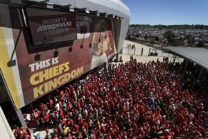Future of stadiums, arenas promise high tech, low capacity