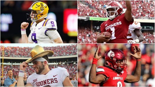 How Joe Burrow compares to Heisman winners from the last five years