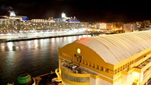 Unrest in San Juan leads to cancellation of cruise lines