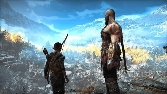 The man behind the excellent new 'God of War' breaks down in reaction to the game's success: 'Thank you from the bottom of my heart. I'm glad I didn't f-- it up.'