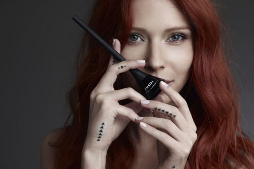 New scented ink turns body art into 'visual fragrance'