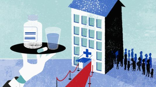 Can A Community Hospital Stick To Its Mission When It Goes For-Profit?