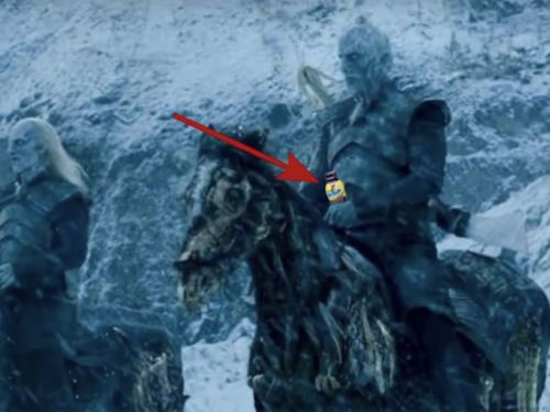 Conan Reveals All the Other Accidental Beverage Cameos in 'Game of Thrones'