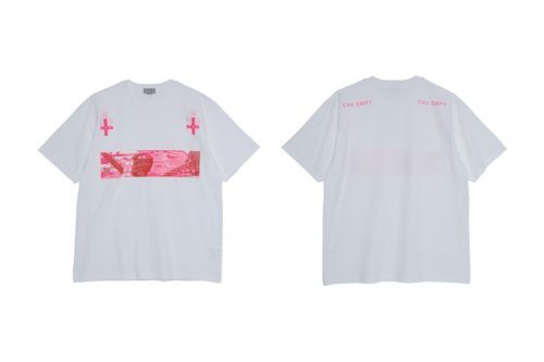Cav Empt Unveils Two Monochromatic T-shirts in Latest SS19 Drop