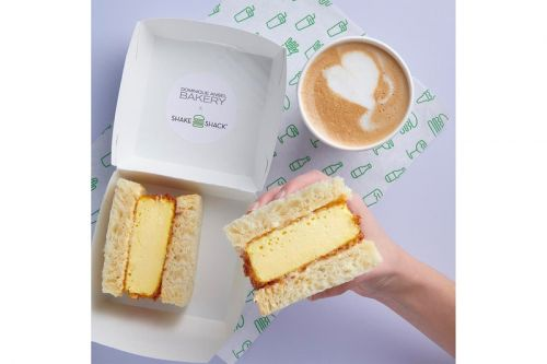 Dominique Ansel Bakery & Shake Shack Come Together on New Breakfast Items