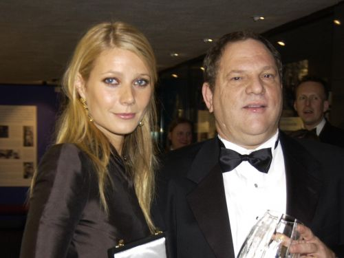 Gwyneth Paltrow says Brad Pitt threatened to kill Harvey Weinstein after he allegedly sexually harassed her