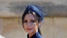 Victoria Beckham Weighs In On Meghan Markle's Royal Wedding Gown