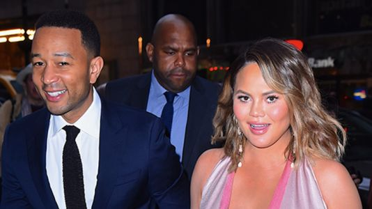 Chrissy Teigen and John Legend Are Coming Home to the Brewster Carriage House