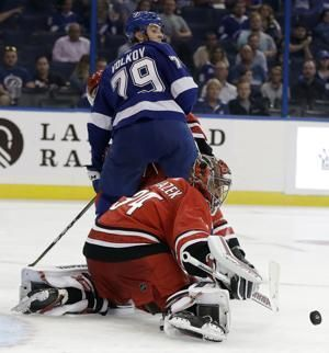 Hurricanes hope new faces lead to end of playoff drought